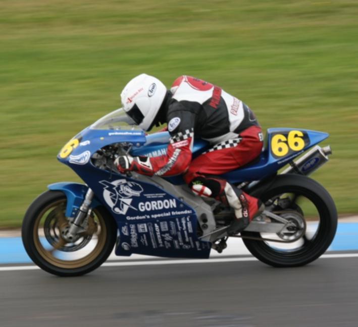 Yamaha SZR780 'Gordon'