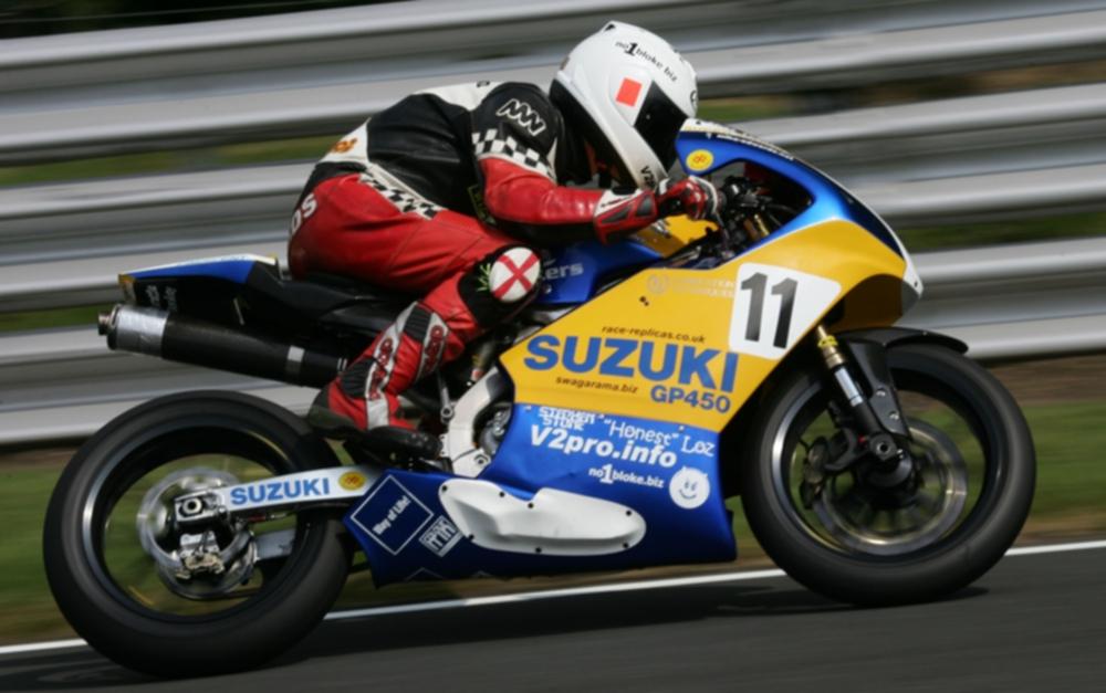 Suzuki RMZ450 Supersingle
