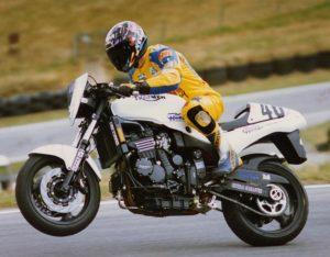 Triumph 900 Speed Triple