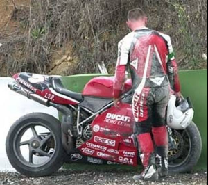 Works Ducati 998R WEC 2003