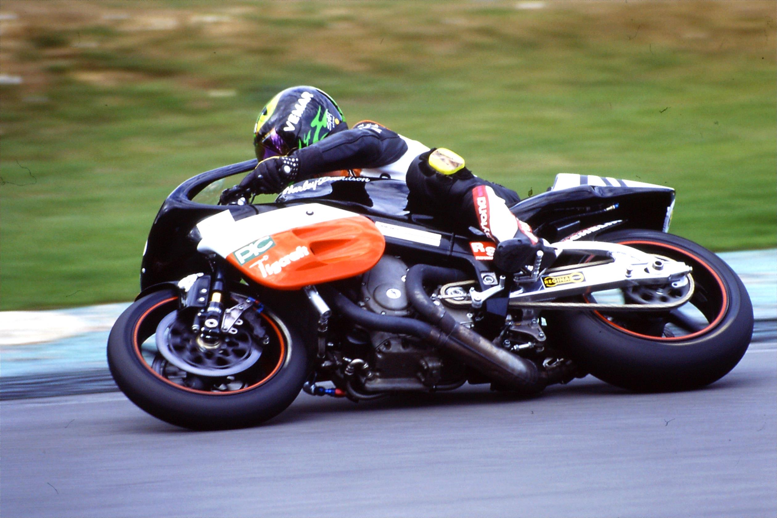 Harley Davidson VR1000