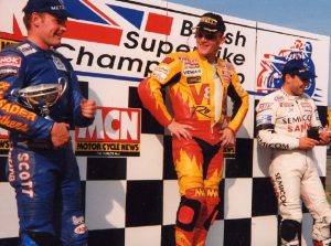 1996 Knockhill Supercup Supersport 600