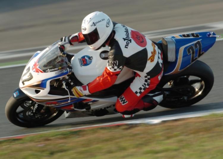 2005 Suzuki GSXR600 European Cup