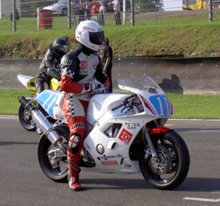 Yamaha FZR400RRSP