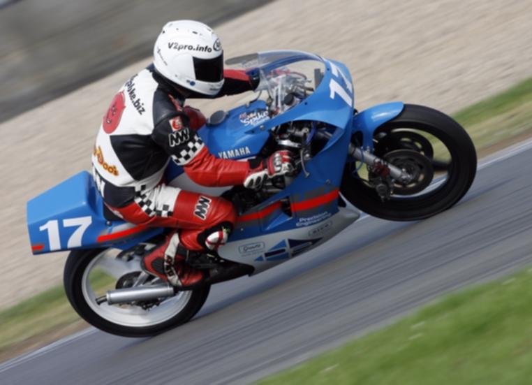 Harris Yamaha TZ350