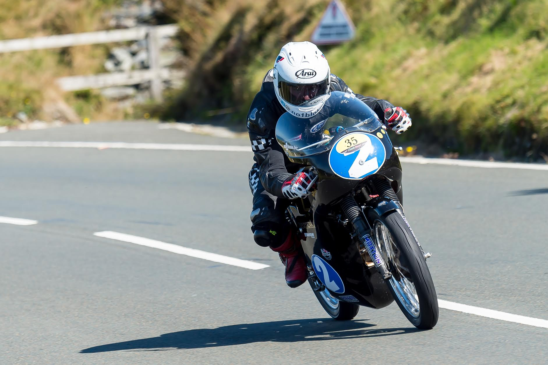 AJS 7R 350 Isle of Man